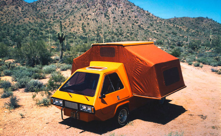 Truck Camper Plans Build Yourself: DIY VW Camper From Popular Mechanics And Total Recall