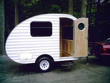 Diy Camper Trailer Designs With Innovative Inspirational In Canada