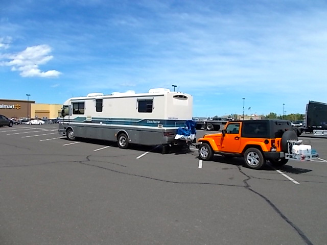 What Is The Towing Capacity Of A Jeep Wrangler >> 7 Reasons Why the Jeep Wrangler is Your Best Choice for an RV Toad