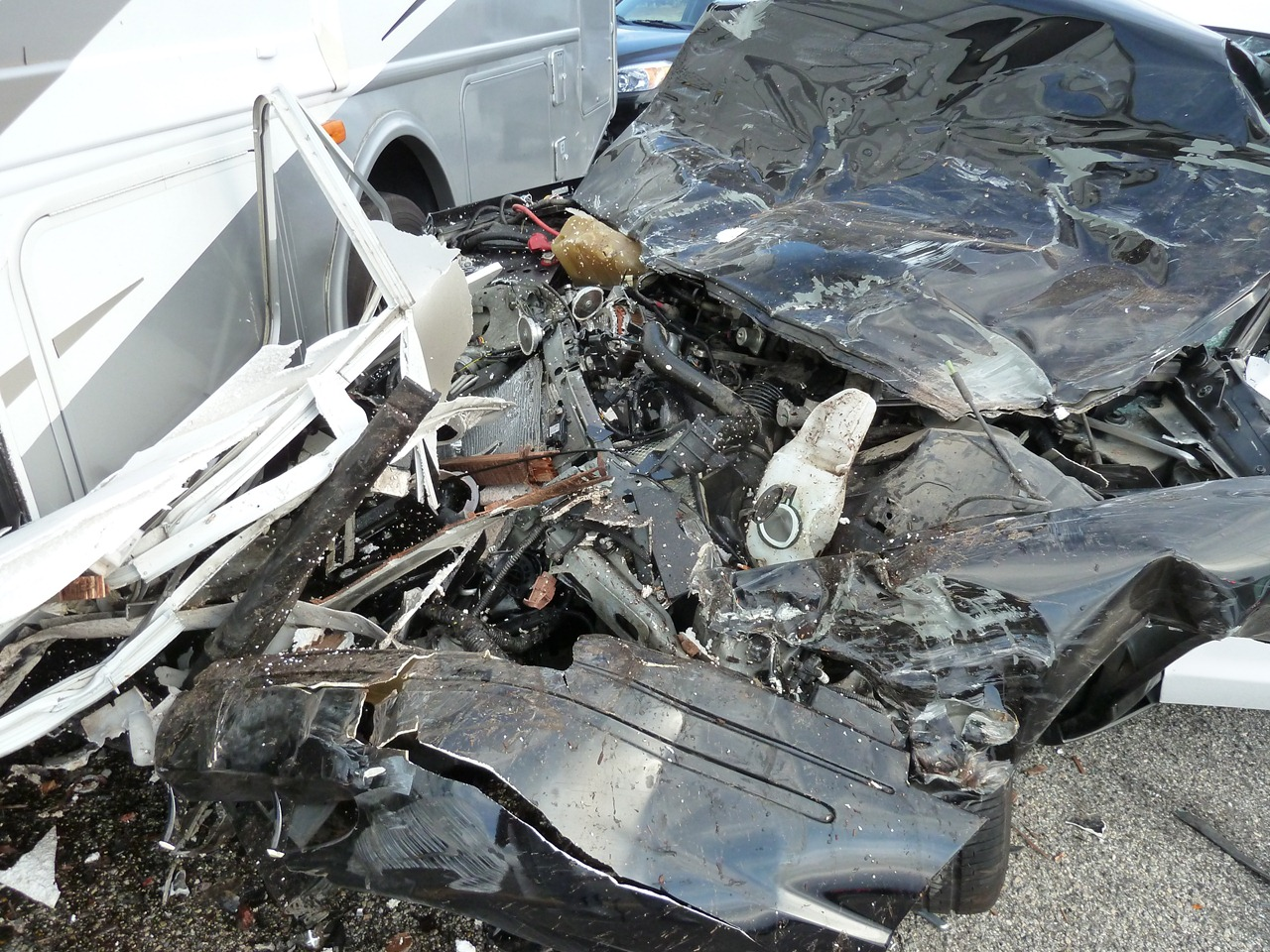 California What To Do After A Car Accident