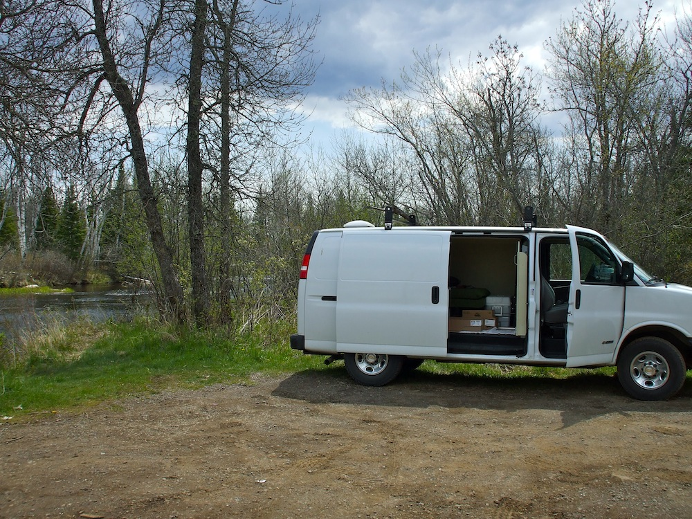 How To Build A Cargo Van Into Your Personal Stealth Rv
