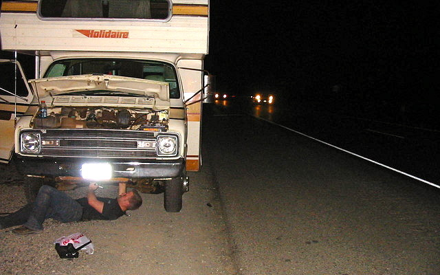 How to Avoid a Costly RV Breakdown – Make a Pre-Trip Walk Around of Your RV