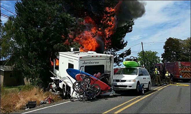 5 Scary Motorhome Accidents You Ll Be Glad You Avoided