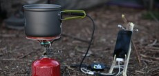 How to Charge Your Cell Phone From a Pot of Boiling Water.