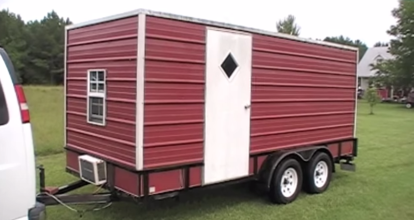 Beautiful Used 5x8 Enclosed Aluminum Utility Trailer Plans For Sale