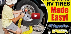 How to Inflate Your RV Tires The Easy Way