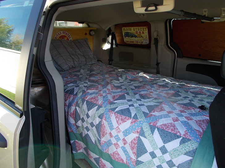 Van Dwelling In A Mini Van Why How And Getting Started