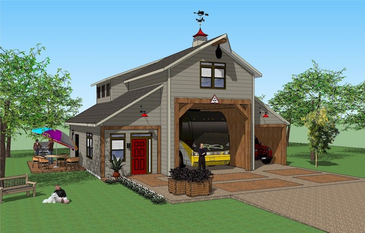 You 39 ll love this rv port home design it 39 s simply spectacular for Looking for house plans