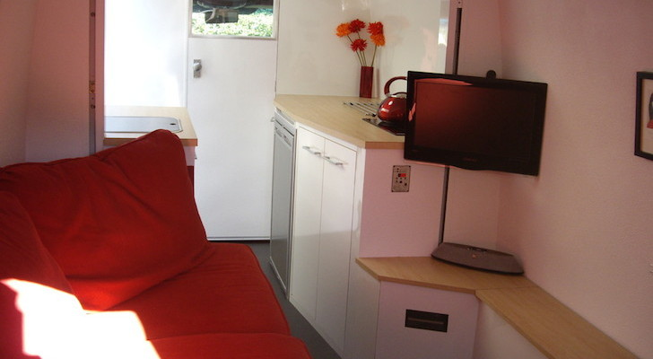 You'll Want to Copy This Australian Sprinter Van Conversion. Get Your Notebook Out.