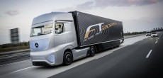 This Is Who Will Drive Your Rig In 2025. Meet the Mercedes' 2025 Concept Truck.