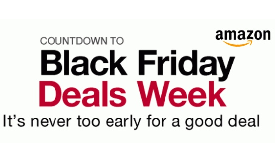 UPDATED: 'Countdown To Black Friday Deals' From Amazon