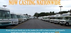 Did You Recently Buy An RV And Want To Be Featured On A New RV-Related TV Show? Good News – They're Casting.