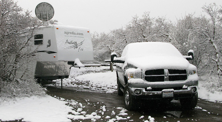 RV Snowbirding 101: The Ins And Outs Of Going South For Winter In Your RV