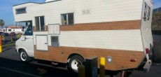 A New Zealand Man Made A Trip To Ohio To Purchase This 1972 Dodge Lark Motorhome