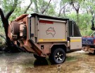 Conqueror Australia Makes Some Spectacular Off-Road Camping Trailers. See Their UEV-440 Model Here.