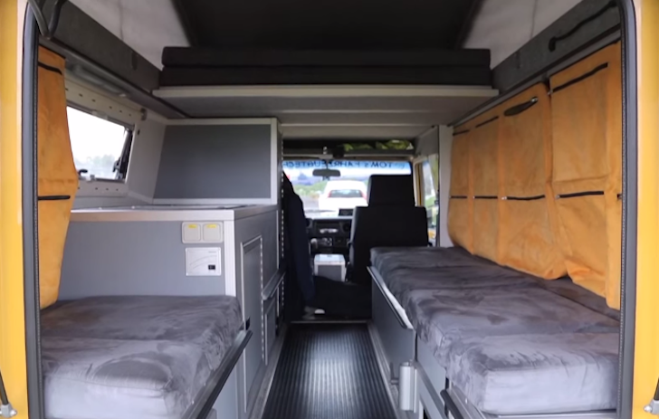 This Motorhome Has Traveled From London To South Africa