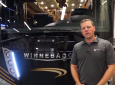 This Winnebago Grand Tour 42HL Has A Huge Windshield And Many Other Luxury Features