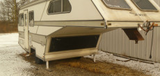 This Harmon Shadow Trailer Had An Innovative Hitch Design But It Wasn't Popular