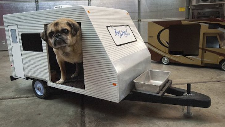 These Dog Houses Look Just Like Your Rv