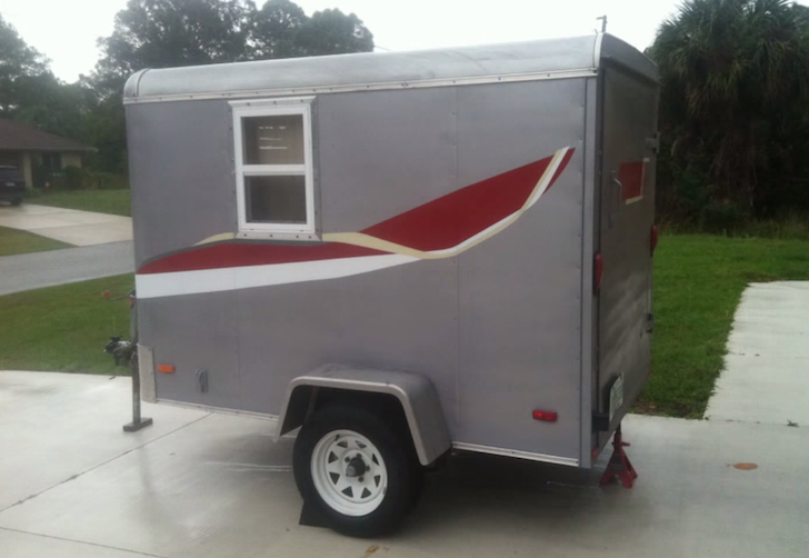 Innovative I Like That I Can Get Our Tahoe &amp Enclosed Cargo Trailer Well Off The Beaten Path We Dont Like Camping In Crowded Campgrounds Im Trying To Figure Out How To Add A Camper To The Equation If I Go Class C, It Will Probably Be In The 25