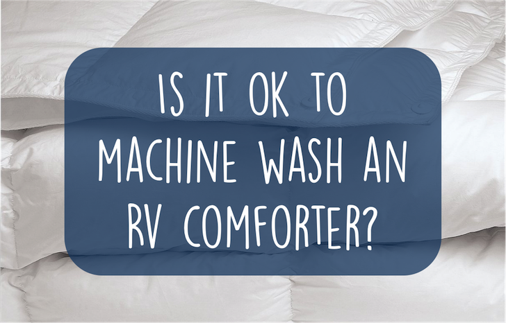 can you machine wash your rv comforter. Black Bedroom Furniture Sets. Home Design Ideas