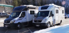 Itasca Navion Owner Tests The Four Cylinder Mercedes I-4 Turbodiesel Engine In A New Winnebago View