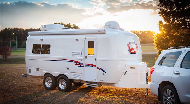 Sneak Peek At The New 2015 Legacy Elite II From Oliver Travel Trailers