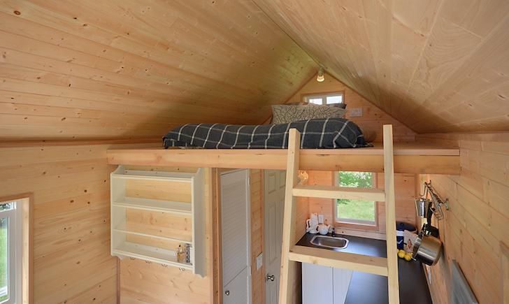160 SQ FT Poco Edition Tiny Home From Tiny Living Inc