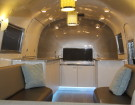 This Vintage Trailer Company Made a Mobile Bar From A 1960 Airstream Flying Cloud Trailer