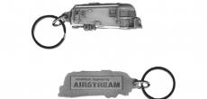 Airstream Pewter Key Tag