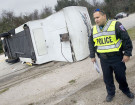 Fifth Wheel Tips In Texas But No Injuries