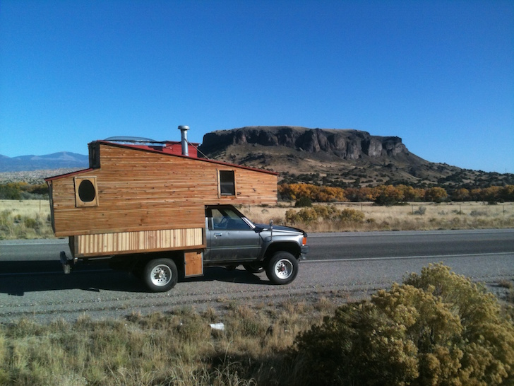 Diy Truck C er Made From Reclaimed Materials Used As Mobile Ski Chalet together with Peek Inside together with 2005 Airstream Interstate together with Airstream Makeovers Traditional Kitchen Salt Lake City together with ironashsales. on rv wood stove