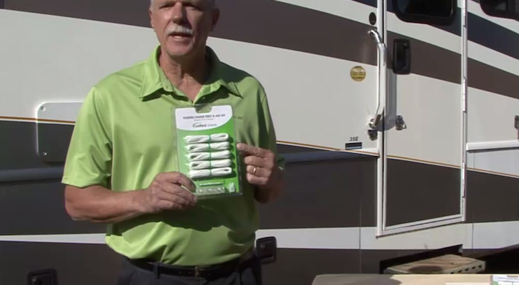 How to Restring Pleated Shades In Your RV With A Pleated Shade First Aid Kit