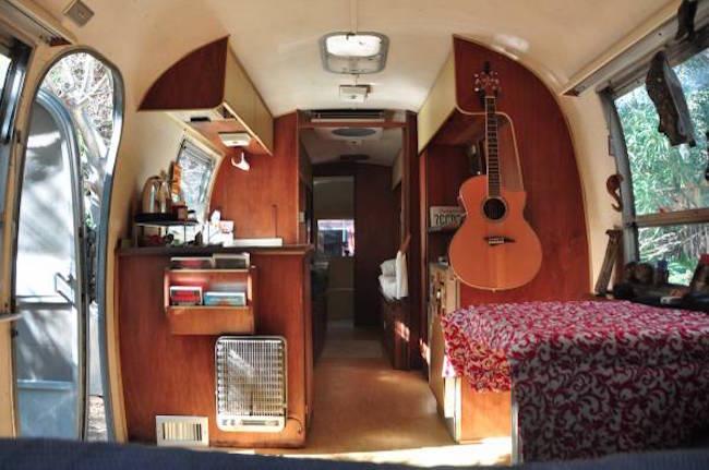 1968 Airstream Ambassador 28 Trailer