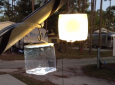 Unique RV Product: The Luci Light Inflatable Solar-Powered Lantern