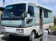 Mitsubishi Rosa 4WD Motorhome Owned By A New Zealander