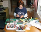 How To Change Your RV Bunkhouse Into A Jewelry Design Studio