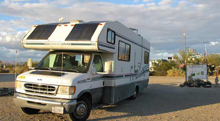 This Solar Powered RV Shows The Eye-Opening Possibilities Of Energy Independent RVing
