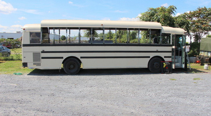 Is This RVer Too Cool for a Skoolie Bus Conversion Project?