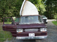 Made In 1963, This Corvair Dormobile Camper Van Would Be Popular Even Today