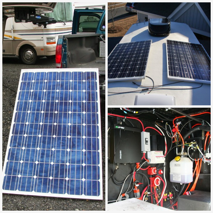 Installing Rv Solar Power System on rv electrical system wiring diagram