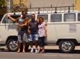 KombiLife Documents Travel in a Restored Volkswagen Van