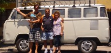 KombiLife Documents Travel in a Restored Volkswagen Van