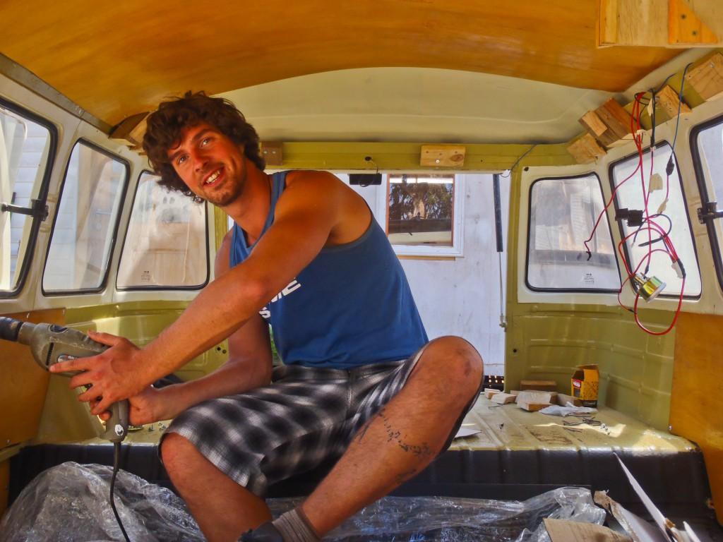 KombiLife: Travel in a VW Panel Van - DIYRV