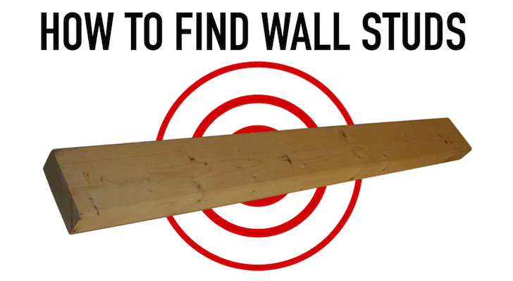 How To Find Wall Studs In A Camper Trailer Or RV