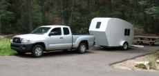 Build a 1,400 lb Stand Up Camper for under $4,000