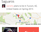 Meet Fulltime RVers, Travelers with Carousel Days Web App