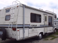 Diamond In The Rough? 1987 Ford Corsair Supreme Motorhome Found At A Junk Yard