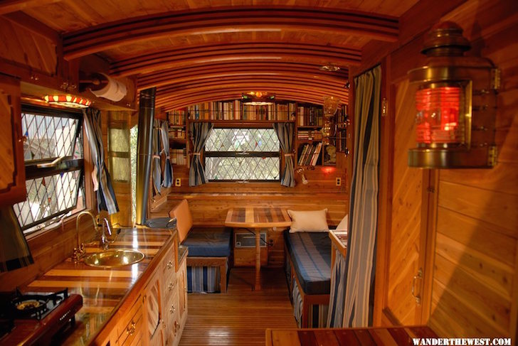 This Handmade Truck Camper Will Make You Feel Like You're Living In ...