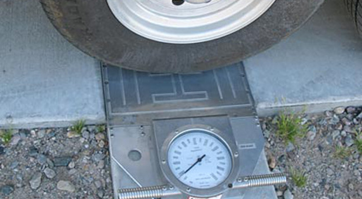 Forget Truck Stops, Here's How To Weigh Your RV